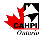 Canadian Association of Home & Property Inspectors - Northern Healthy Homes - Sudbury Ontario